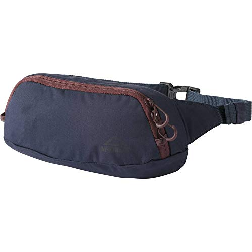 McKINLEY Mini Cinturón, Unisex Adulto, Azul Marino/Rojo, Size