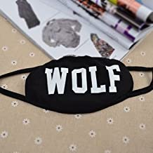 KPOP EXO XOXO SUPPORT MOUTH MASK (wolf)