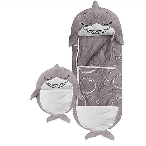 HHKX100822 Warm Terciopelo Cálido Dos En Uno Almohada Muñeca Muñeca Niños Unicornio Animal Dibujos Animados Saco Dormir Pijamas Juguete Decoración Regalo Puppe Cartoon Pyjamas 1