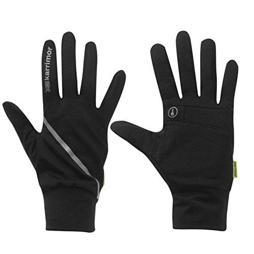 Karrimor Men's Running Gloves Xs-S Black