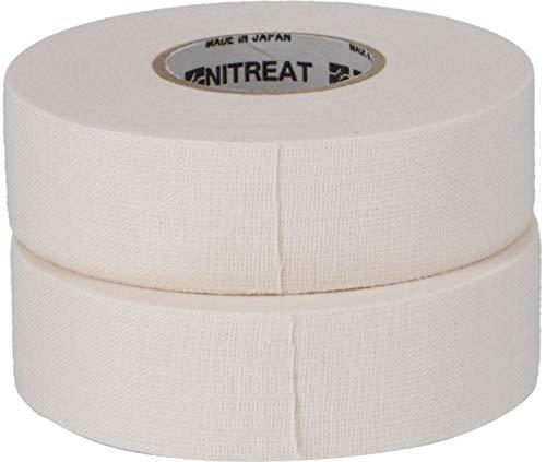 ニトリート(NITREAT) テーピング テープ 関節安定 固定用 非伸縮タイプ CBテープ ブリスターパック CB19BP 19mm×12m(2巻入り)