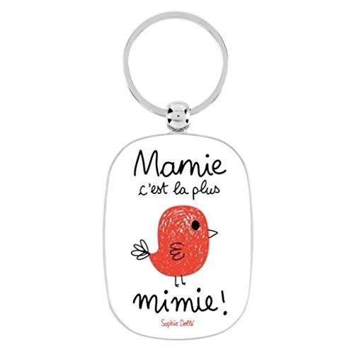 Porte-clés OPAT Mamie - Derrière la porte