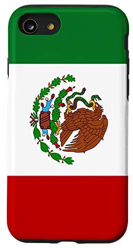 iPhone SE (2020) / 7 / 8 Mexico Flag - Mexican Pride Case