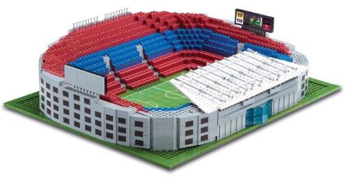 Sports Star Barcelona - Juego de construcción Stadium (Toy Partner 04784)