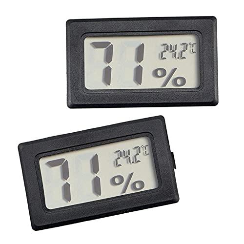 Sensore di temperatura digitale portatile per quattro stagioni, per PC, interni, esterni, terracotta, scalfite, scaldavivande
