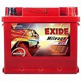 EXIDE Mileage MRED DIN 44R/L/44LH 44AH Battery