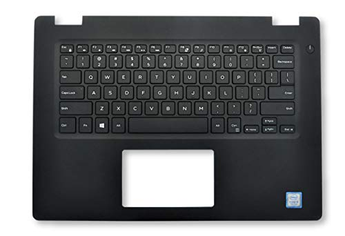 Dell Latitude 14 3490 Palmrest With US ENGLISH Keyboard CYT0X P8YTM 602M5