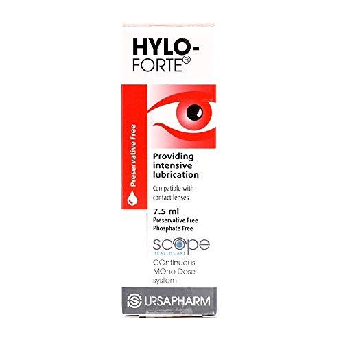 Hylo-Forte intensiva smörjande ögondroppar x 3 trippelpaket