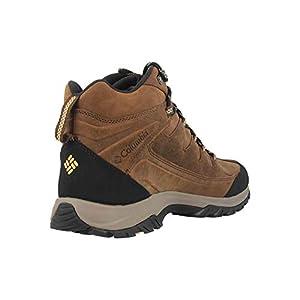 Columbia Men's Terrebonne II MID Outdry Hiking Boot, mud, Curry, 10.5 Regular US