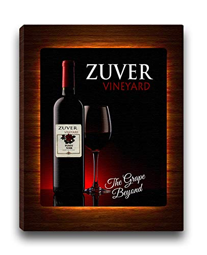 Zuver Family Wine Gallery Wrapped Canvas Print