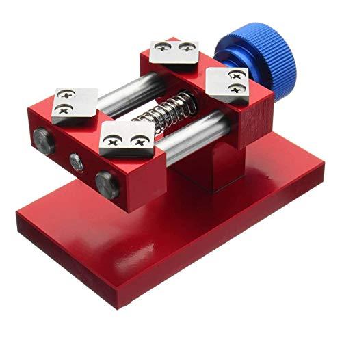 ZTBXQ Wohnaccessoires Carving Clamp Drill Uhr Lünette Öffner Entferner Werkzeug Datejust GMT Swiss Blade Uhr Reparaturwerkzeuge Kits Handwerkzeuge