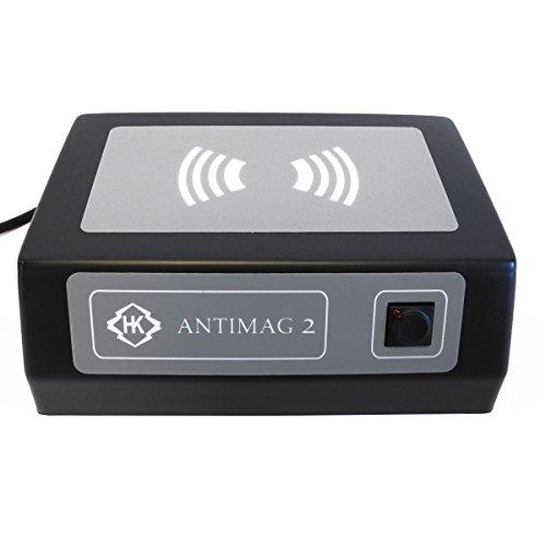 Entmagnetisiergerät Greiner Vibrograf ANTIMAG 2 - zum entmagnetisieren von Uhren, Uhrenteile, Uhrwerke und Uhrenwerkzeug