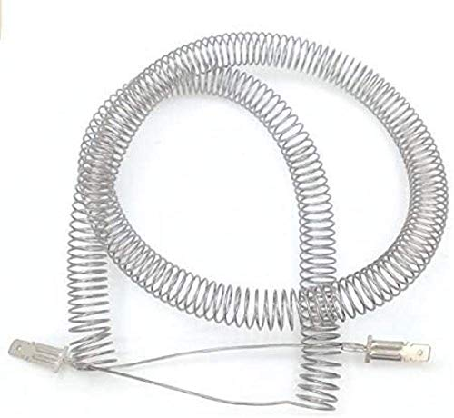 Edgewater parts 131475400-c Heating Element-just Coil Compatible With Frigidaire, Electrolux, Westinghouse Dryers, Fits in 131553900, 131505700, Ps418120
