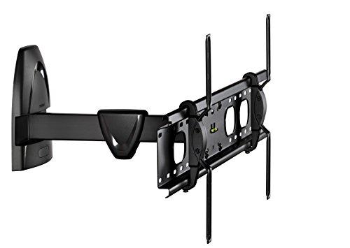 Meliconi R-800 Support Mural Inclinable et Orientable Stile pour TV LED / LCD / Plasma 50 à 65\