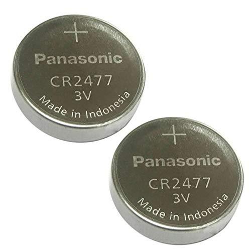 Panasonic CR24773V Lithium-Batterie (2er-Pack)