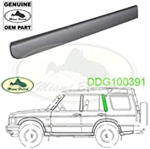 LAND ROVER REAR SIDE DOOR TRIM POST FINISHER LH DISCOVERY DDG100391 OEM