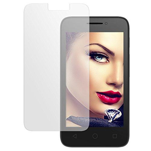 mtb more energy® Protector de Pantalla de Vidrio Templado para Alcatel One Touch Pixi 3 (4013D, 4.0'') - Cristal Tempered Glass