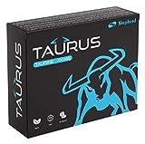 Taurus 100mg 30 Compresse | Effetto immediato, Massima durata, Senza controindicazioni, 100% Naturale