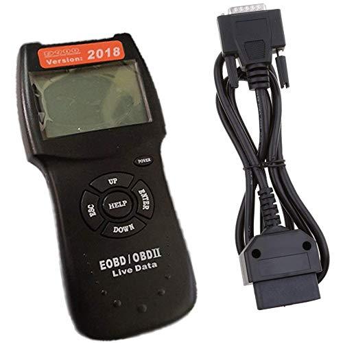 WXS OBD2 Auto Detektor CANBUS Kartenleser Auto Codeleser Motor Störung Unterhaltungslektüre/Werkzeug Kabel OBD2 CAN/KWP 2000 / ISO 9141-2 / J1850 VPW / J1850 PWM Clearing