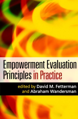 41a5eqJcAWL - Empowerment Evaluation Principles in Practice