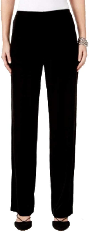 Alfani Petite Velvet PullOn Pants