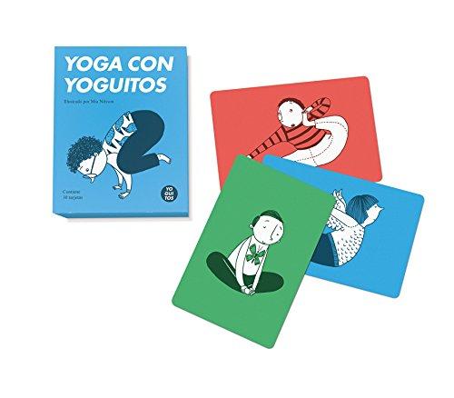 Yoguitos- Juegos de Cartas con Baraja Específica, Multicolor (YOG1)