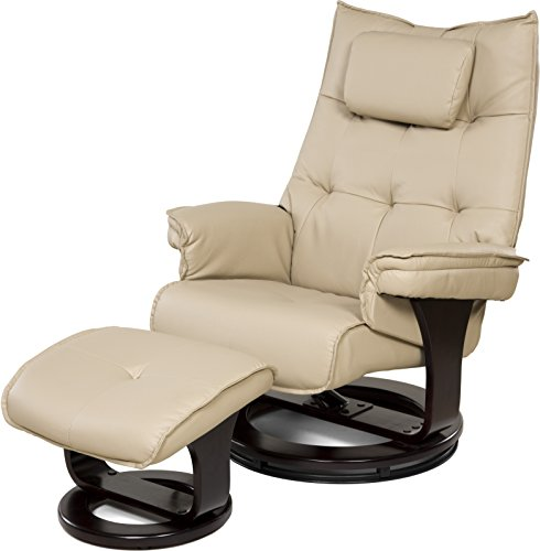 Relaxzen Recliner with Ottoman