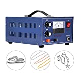 MXBAOHENG Jewelry Laser Welding Machine Spot Welder DX-50A for Gold Silver Platinum Palladiu 500W 50A 110V