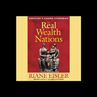 The Real Wealth of Nations audiobook cover art