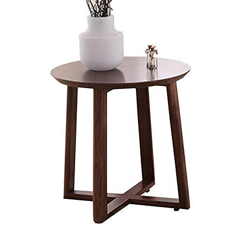 Home Beistelltische Nordic Massivholz Kreative Nachttisch Möbel Japanischen Stil Einfachen Holztisch Kleinen Teetisch Computer Ecktisch, BOSS LV, b, 40 cm