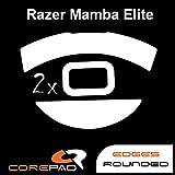 Corepad Skatez - PRO 145 - Razer Mamba Elite - Ersatz Mausfüße Replacement Mouse Feet