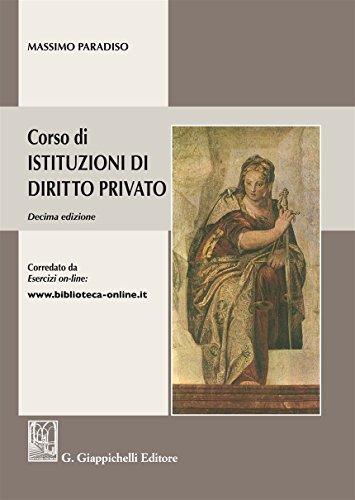 Corso di istituzioni di diritto privato. Con Contenuto digitale per accesso on line