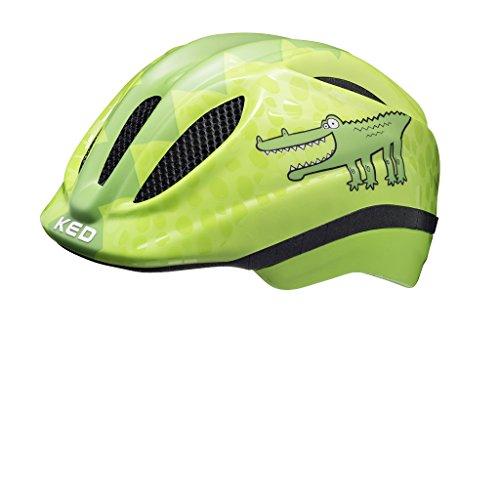 KED Meggy II Trend - Casque de vélo Enfant - Vert Tour de tête S | 46-51cm 2018 Casque de VTT