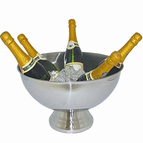 Vasque  Champagne - Grand Seau  Champagne Inox - 39,5 x...