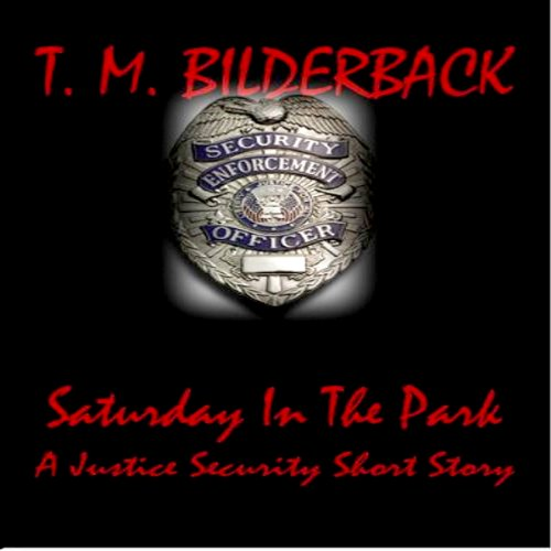 Saturday in the Park audiobook cover art