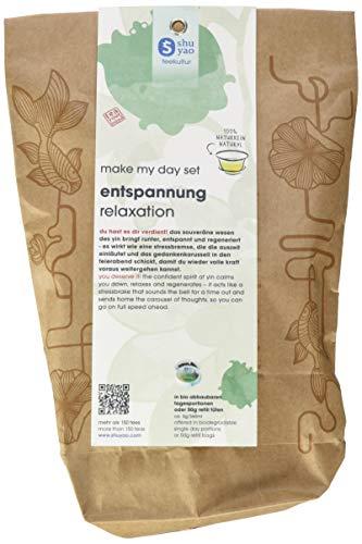 Shuyao Entspannung Tee Set 15x loser Tee für deinen Wellness Tag (45g)