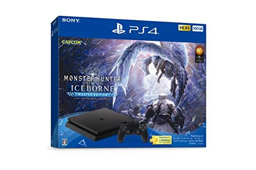 """PlayStation 4 """"モンスターハンターワールド: アイスボーンマスターエディション"""