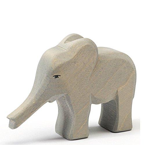 Elefant klein Rüssel gestreckt Ostheimer 20424