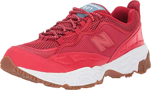 New Balance Classics 801 Team Red/White Munsell Leather 10