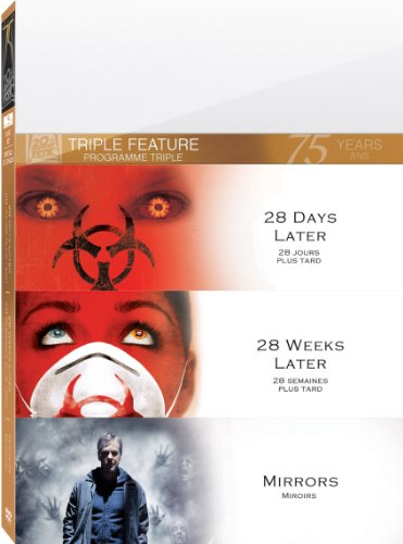 28 Days Later / 28 Weeks Later / Mirrors (Triple Feature)
