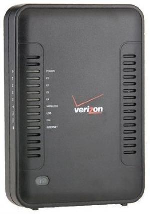 Verizon Westell 7501 Wireless-G Broadband Router