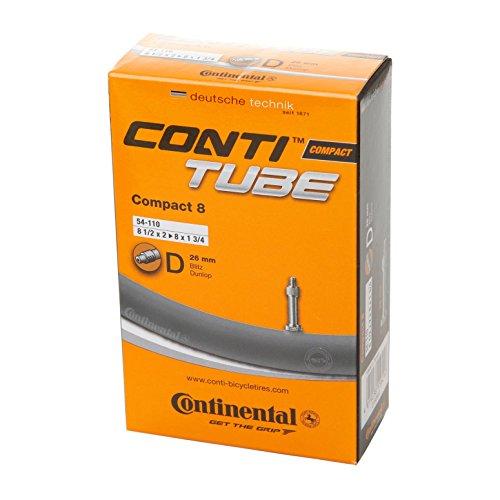 Continental Schlauch Compact, schwarz, One size