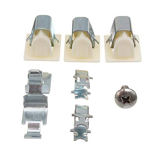 xingxing Kit de pestillo de puerta de secador industrial para Electrolux Frigidaire Kenmore 5366021400 279570