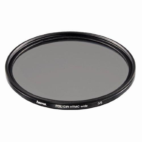 Hama Polarisations-Filter, Weitwinkel, 8-fach Vergütung, Für 72 mm Foto-Kameraobjektive, HTMC