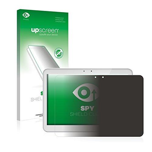 upscreen Anti-Spy Blickschutzfolie kompatibel mit Archos 101 Helium Privacy Screen Sichtschutz Bildschirmschutz-Folie