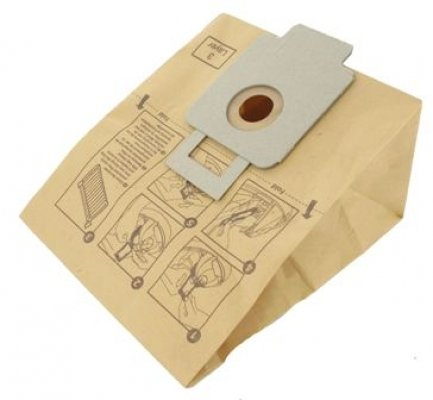 1400HF 1405 1400E 5 x GOBLIN Aztec Vacuum Cleaner Paper Dust Bags For: 1400