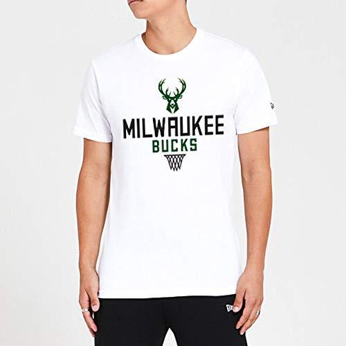 New Era Milwaukee Bucks Modelo NBA Bold Graphic tee MILBUC Marca