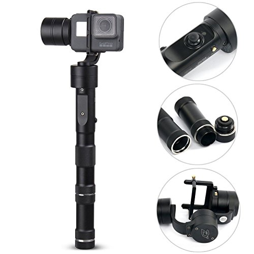 Zhiyun Evolution 3-Axis Handhold Stabilizer Compatible with GoPro Hero...