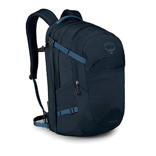 Osprey Nebula 34 Rucksack für Arbeit, Schule und Freizeit, für Männer - Kraken Blue O/S