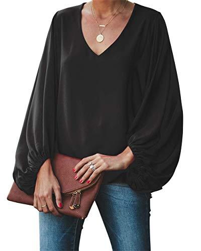 V-Neck Vintage Pullover - 9